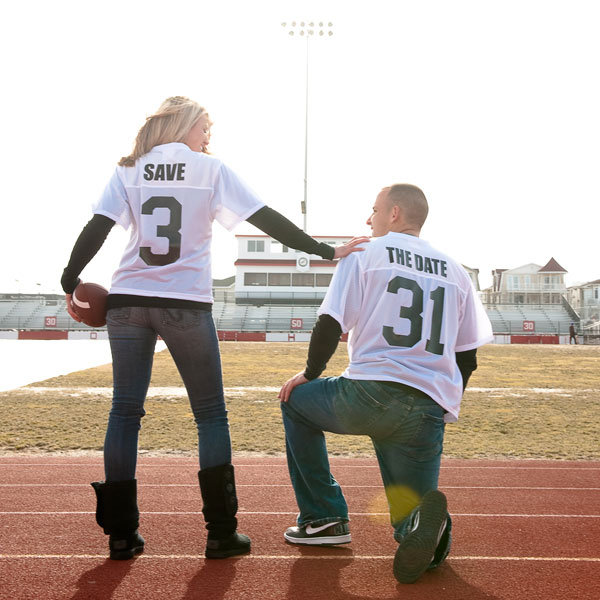Foot ball weddings, Events by L. Wedding Planning