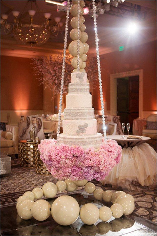 tamra barney wedding cake