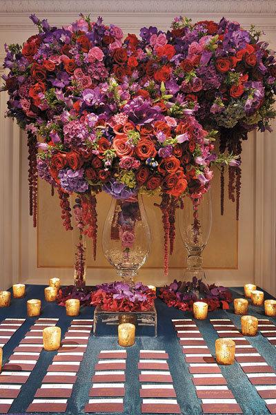 Spectacular Flower Ideas from Preston Bailey  BridalGuide