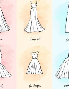 Silhouette glossary also wedding gowns learn the silhouettes bridalguide rh