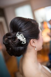wedding updos beautiful