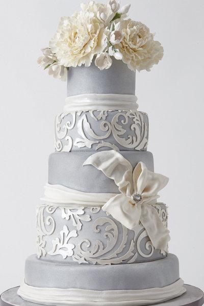 Hot Wedding Color Silver  BridalGuide