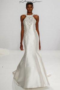 65+ Stunning High-Neck Wedding Gowns | BridalGuide