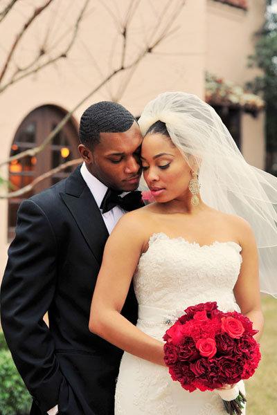 Wedding Ideas by Color Red  BridalGuide