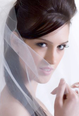 Bride Fashion Model 12