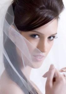Bride Fashion Model 12