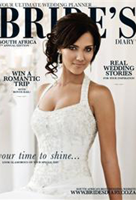Bridal Magazine Cover 01