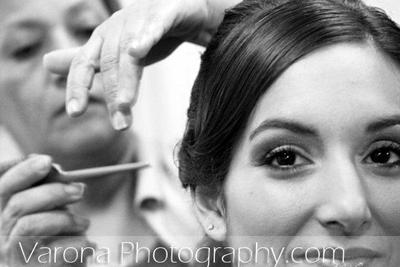 Real Brides Getting Ready - Makeup by Aradia - Bride Maritza