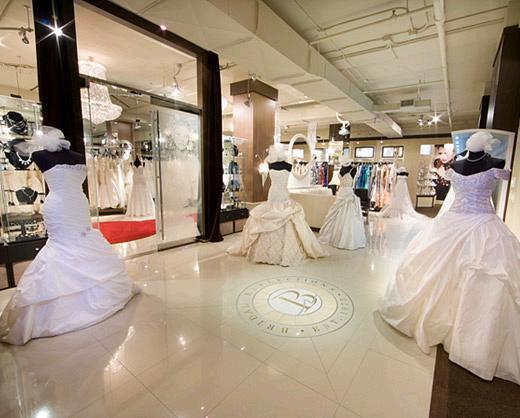Bridal Reflections  NYCs Most Chic Wedding Salon by