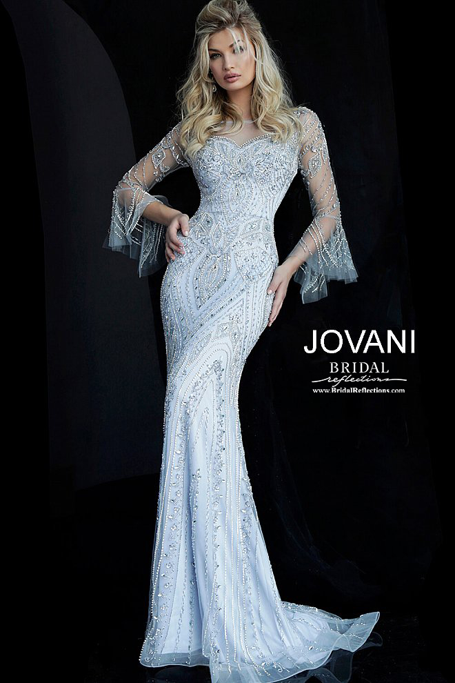 Jovani Wedding Evening Dress And Gown Collection Bridal Reflections