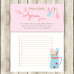 Kitchen Themed Bridal Shower The Best Countertop Material Ideas - ...