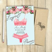 Lingerie Shower Ideas - Bridal Shower Ideas - Themes