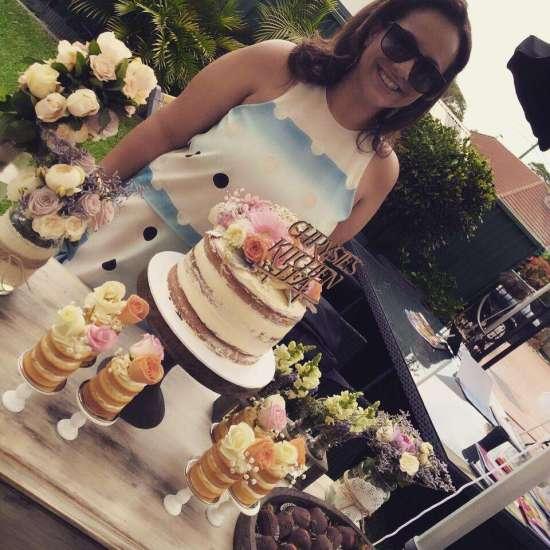 Kitchen Themed Bridal Shower Cake Ideas