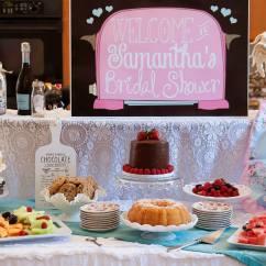 Kitchen Themed Bridal Shower Bridge Faucet Cooking Ideas Themes