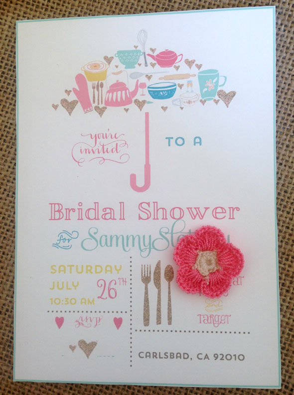 Cooking Themed Bridal Shower  Bridal Shower Ideas  Themes