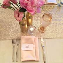 Bubbly Bar Bridal Shower Ideas