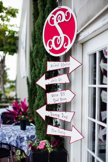 Mad Hatter Bridal Tea Party  Bridal Shower Ideas  Themes