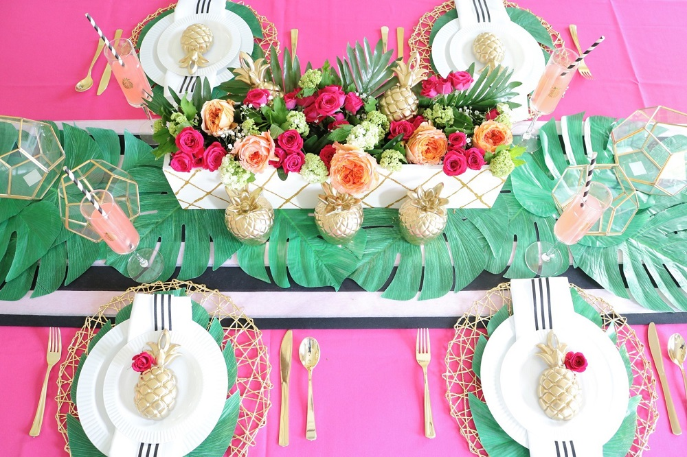 Tropical Bridal Shower Ideas  Bridal Shower Ideas  Themes