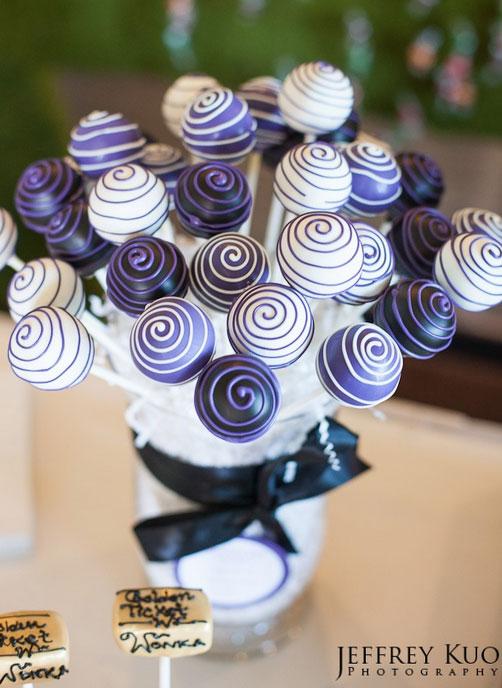 Brideca Trend Alert Cake Pop Wedding Cakes