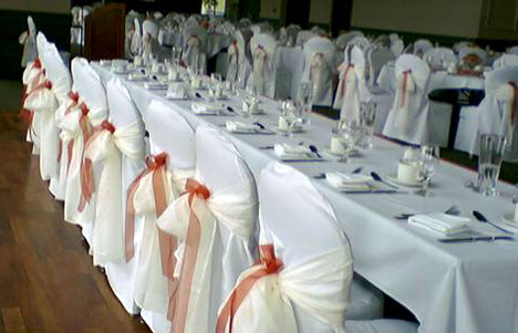 chair covers wedding ideas gaming for pc bride ca reception decor 101 the most common accents are sashes in