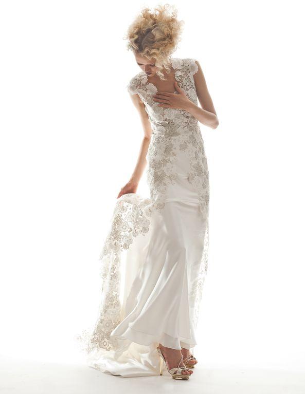 brideca  Elizabeth Fillmore Spring 2013 Collection