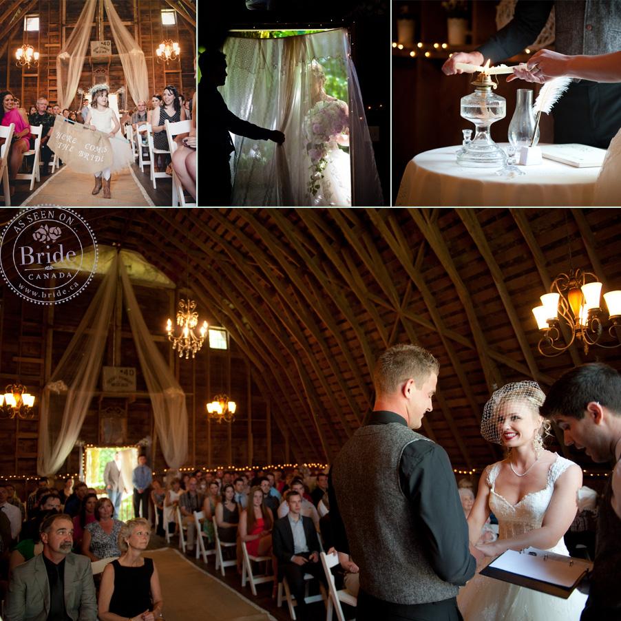 Brideca Real Wedding Chelsea Amp Tylers DIY Rustic