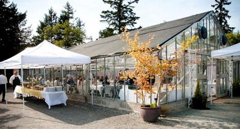 brideca  Winter Wedding Venue Idea The Conservatory