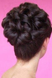 bride.ca wedding hair classic