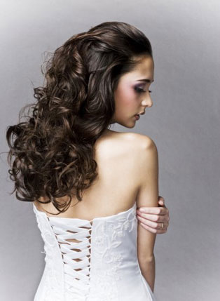 bride wedding hair 101 bridal hairstyles to match your dress