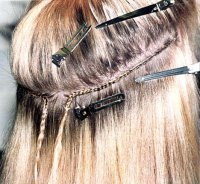 bride.ca | Wedding Hair 101: Hair Extensions for your ...