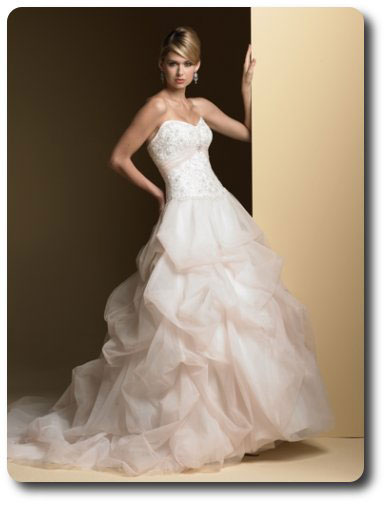 brideca  Whats the Deal on Wedding Gown Rentals