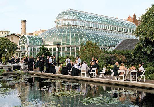 Brooklyn Botanical Gardens Brooklyn NY Bride Amp Blossom