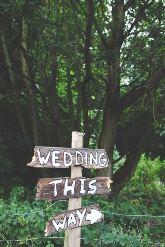 A camping wedding // Nikki + Andy