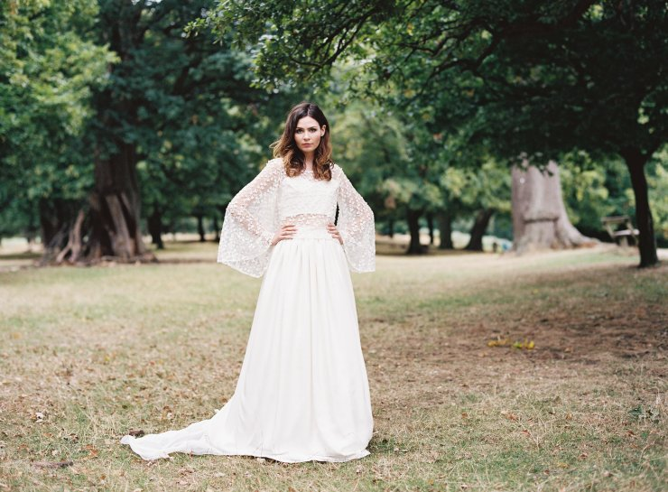 We Love: Kate Edmondson Bridal | British wedding blog - Bride and Tonic