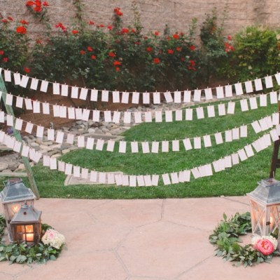Our Top Ten Wedding Seating Plans