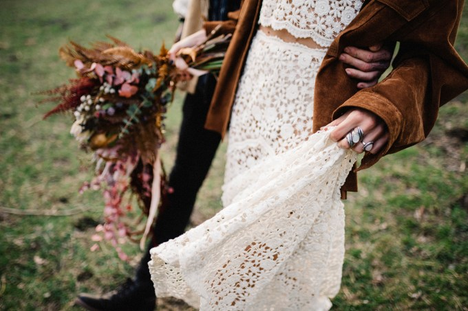 A Wild, Free Spirited Styled Shoot in the Catalan Pyrenees | British wedding blog - Bride and Tonic