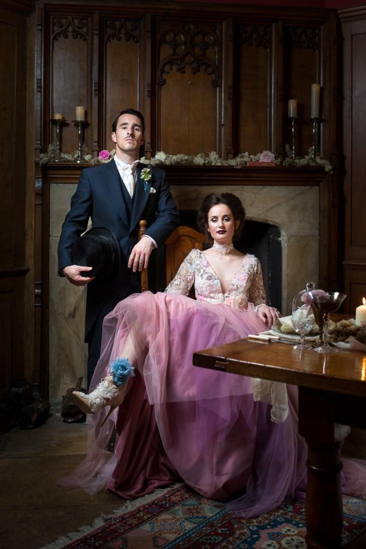Styled Shoot || Down the Rabbit Hole | British wedding blog - Bride and Tonic