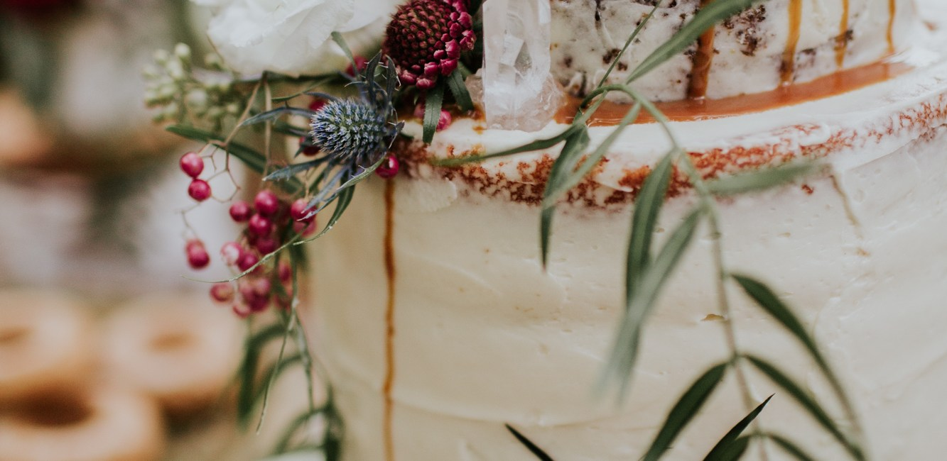 Being An Ethical Bride: Sustainable Wedding Cakes