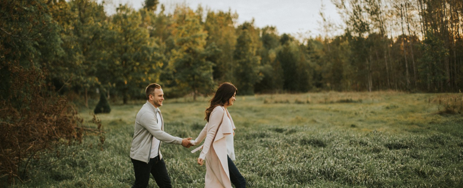 Real Brides || Erin + Dave The Engagement Shoot