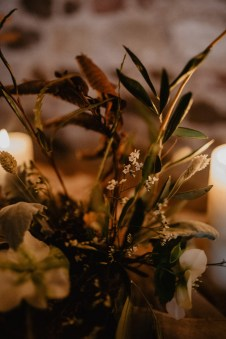 Styled Shoot || A Bohemian Candle Lit Dream | British wedding blog - Bride and Tonic