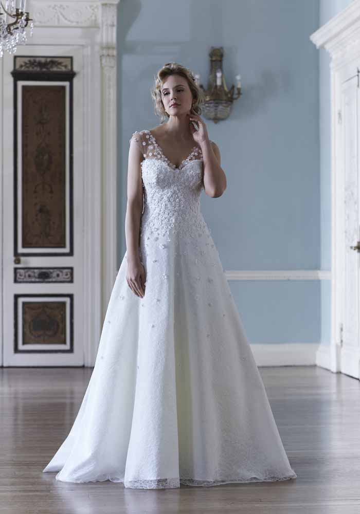10 springsummer wedding dresses for 2016
