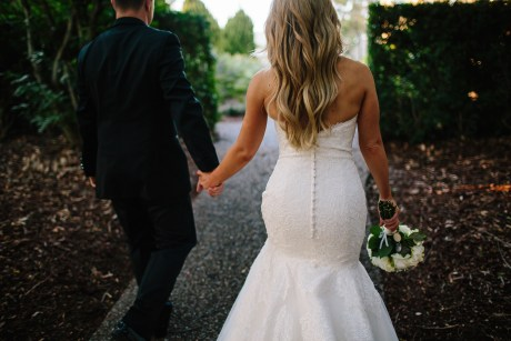 Stunning Gold Coast Wedding With A Glass Chapel You Have To See