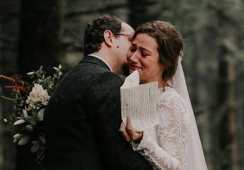 11 Traditional Wedding Vows to Inspire Your Own