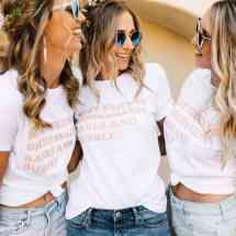 Bachelorette Party Shirts Embarrass