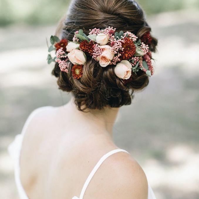 51 romantic wedding hairstyles