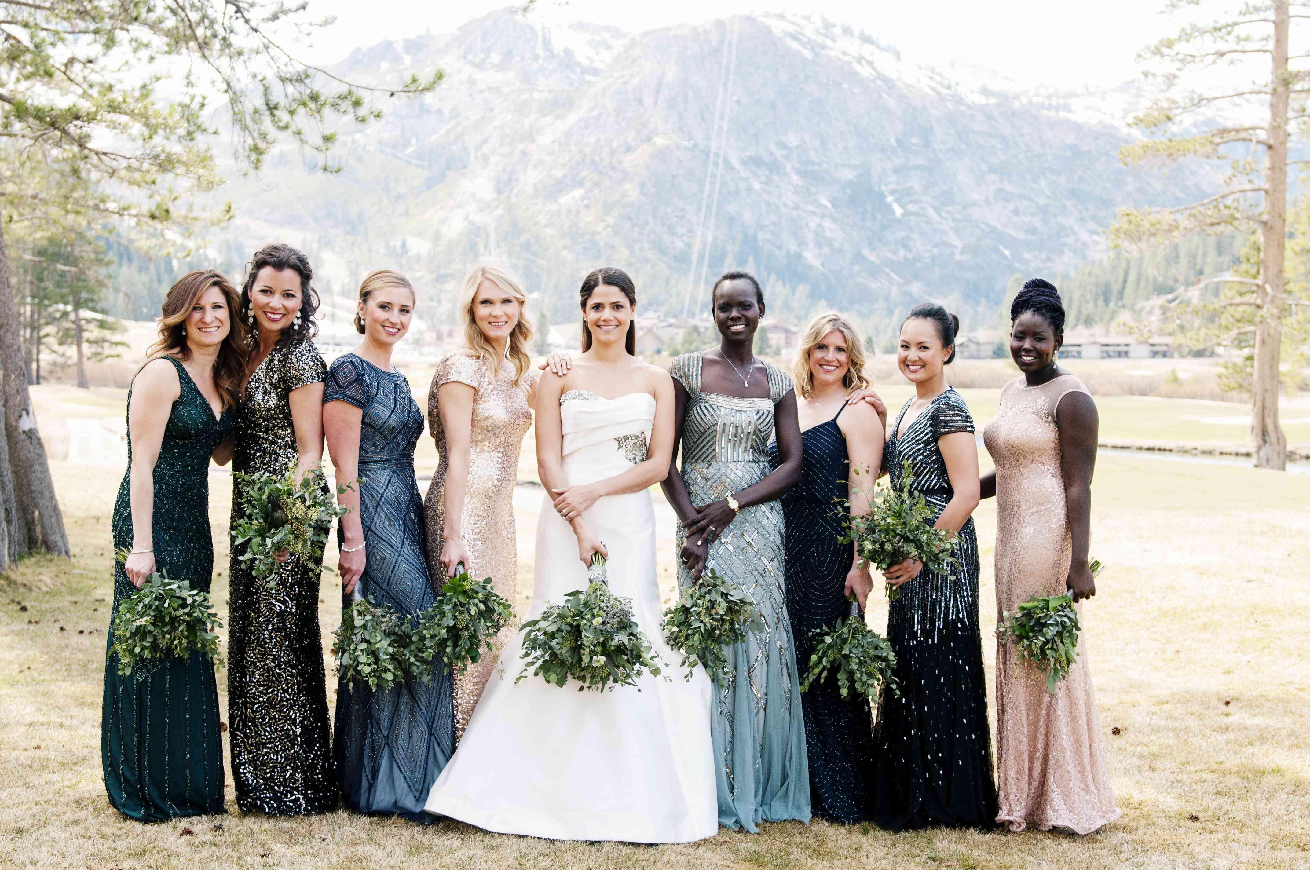 mismatched bridesmaid dresses 10
