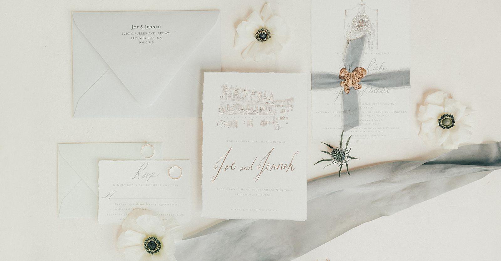 wedding invitation wording tips and