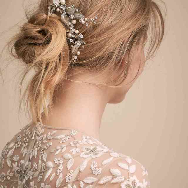 54 stunning hair accessories for every bridal style