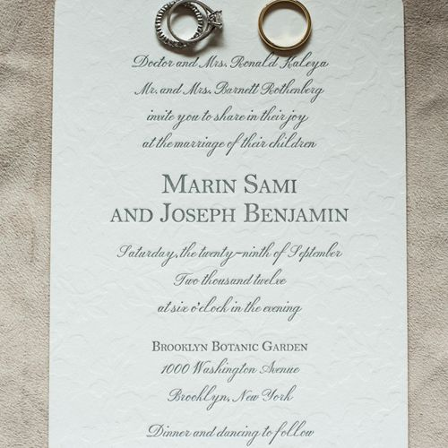 21 Wedding Invitation Wording Examples