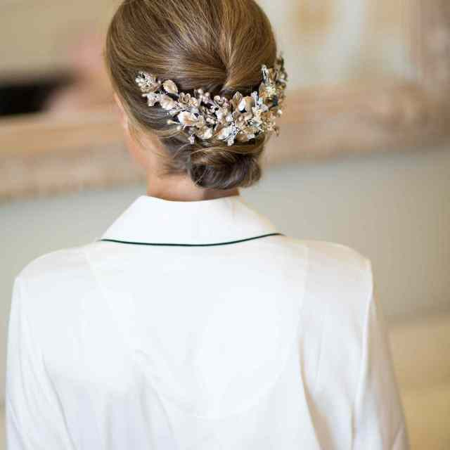 21 wedding updos for every type of bride